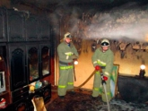 Уборка после пожара и затопления
